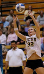 Gauchos Prevail Over UC Irvine in 3-2 Road Win