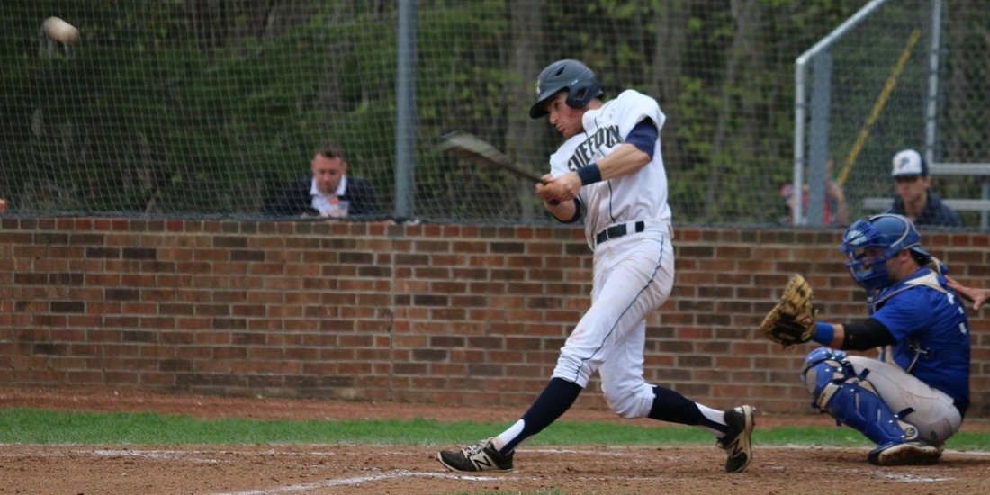 Brigham Sets Single-Season Doubles Record in Baseball's 11-1 Onslaught of Anna Maria