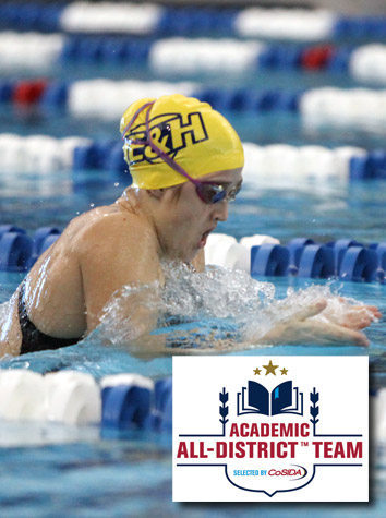 Emory & Henry's Michaela Nolte Named Academic All-District By CoSIDA