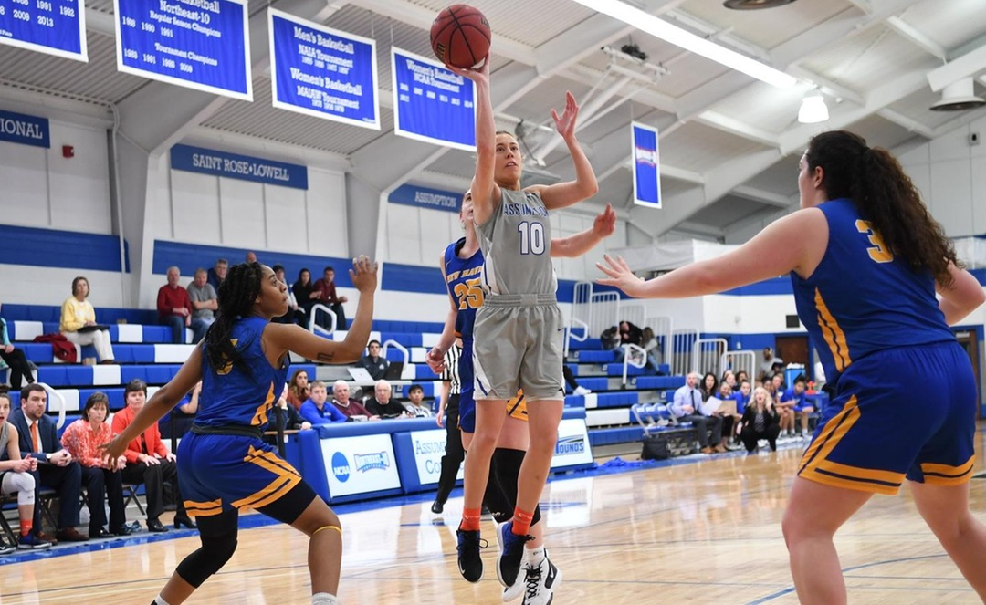 Women's Basketball Comes Up Short in Overtime Against Bentley