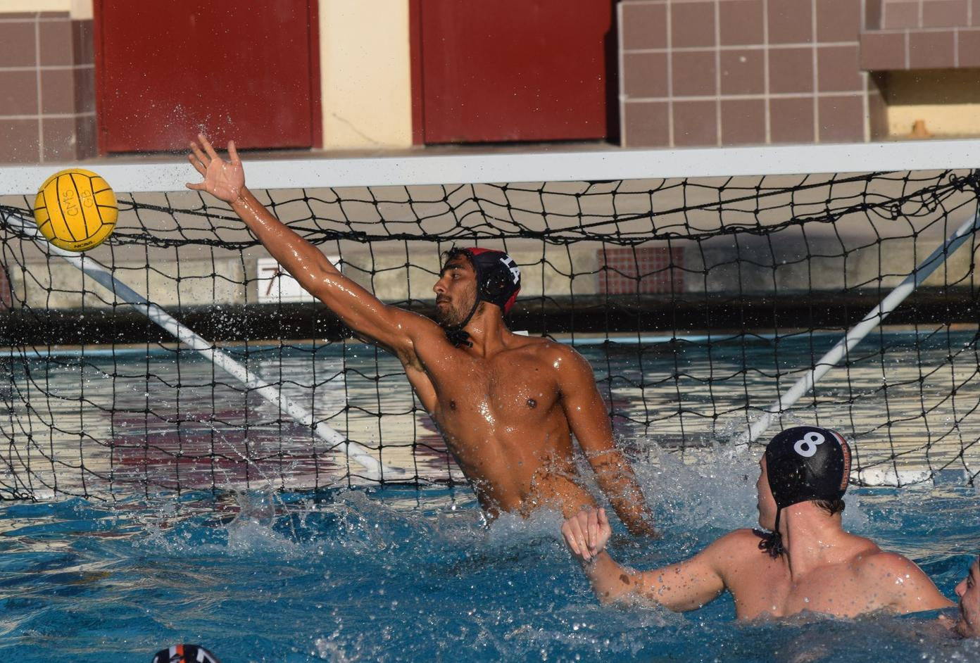 Men's Polo Comes Quarter Away from Chapman Victory