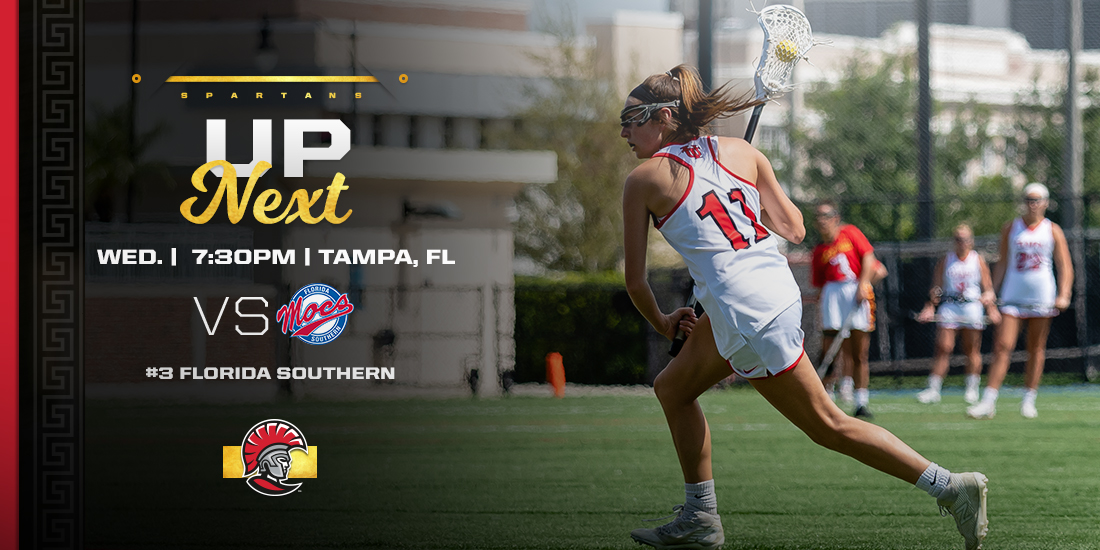 No. 10 Tampa Welcomes No. 3 Florida Southern for a Top Ten Showdown