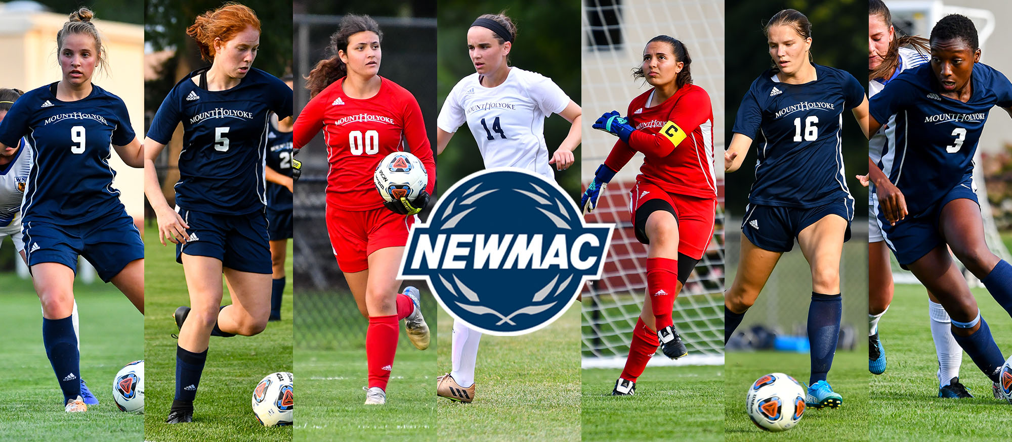 Eight Soccer Student-Athletes Garner NEWMAC Academic All-Conference Recognition