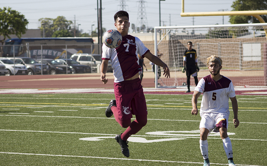 Rodriguez Scores Hat Trick in Tartars' Victory over Victor Valley