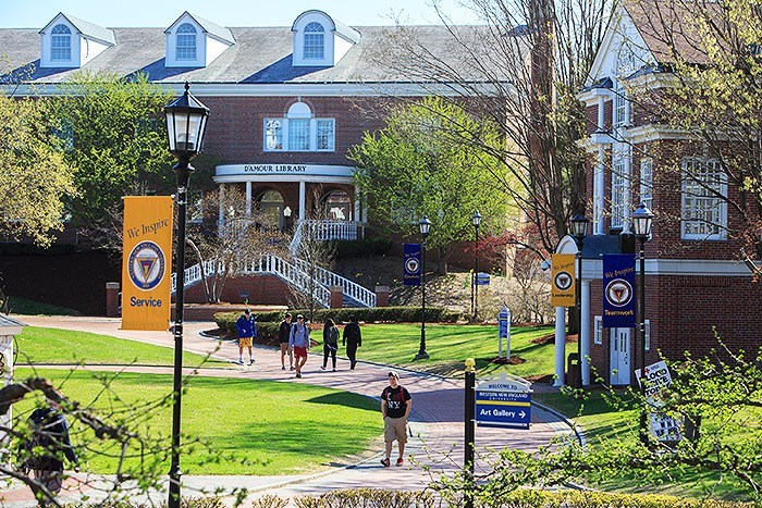 Western New England Climbs in U.S. News & World Report�??s Best Colleges Survey