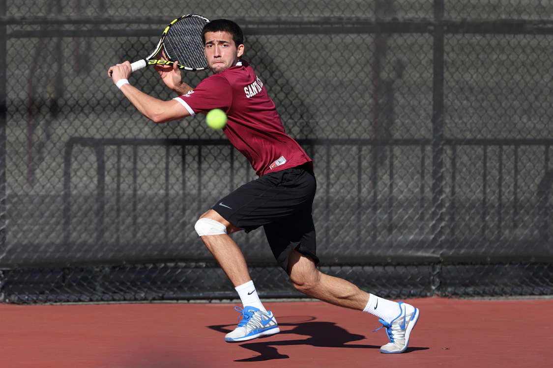 Bronco Men's Tennis Falls At LMU