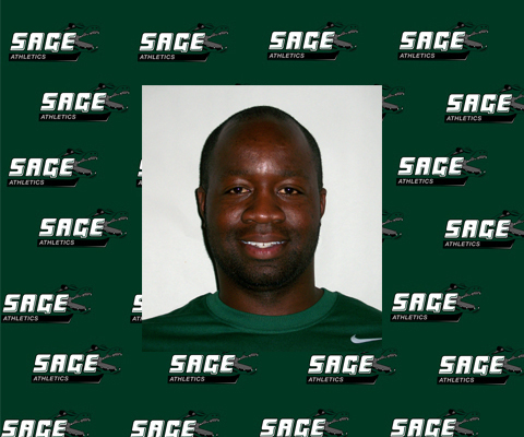 Sage adds LeVar Holmes to Softball Staff