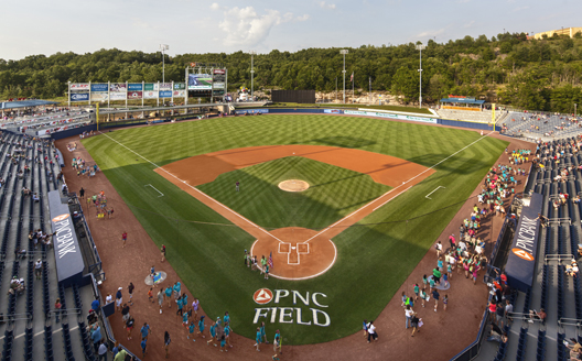 Baseball To Host Prospect Showcase At PNC Field On August 22