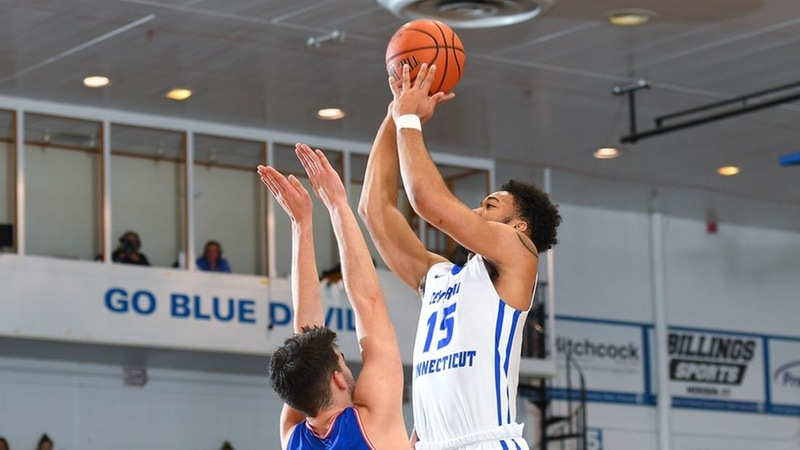 Men's Basketball Stopped at Providence, 87-63 on Sunday