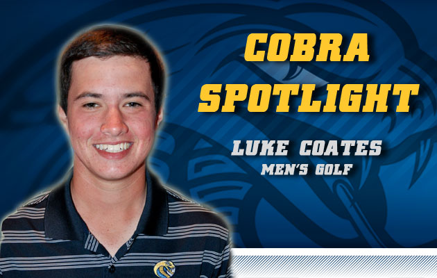 Cobra Spotlight- Luke Coates, Men's Golf