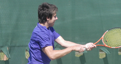 Tennis schedule opens with ranked teams, tough road stretch