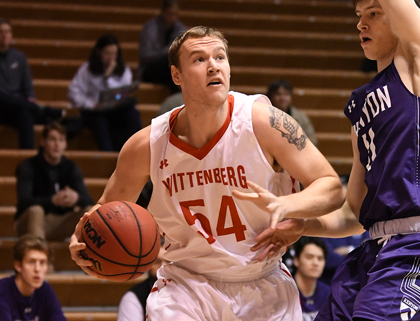 Four Tigers Tally Double Digits Pushing Witt Past OWU