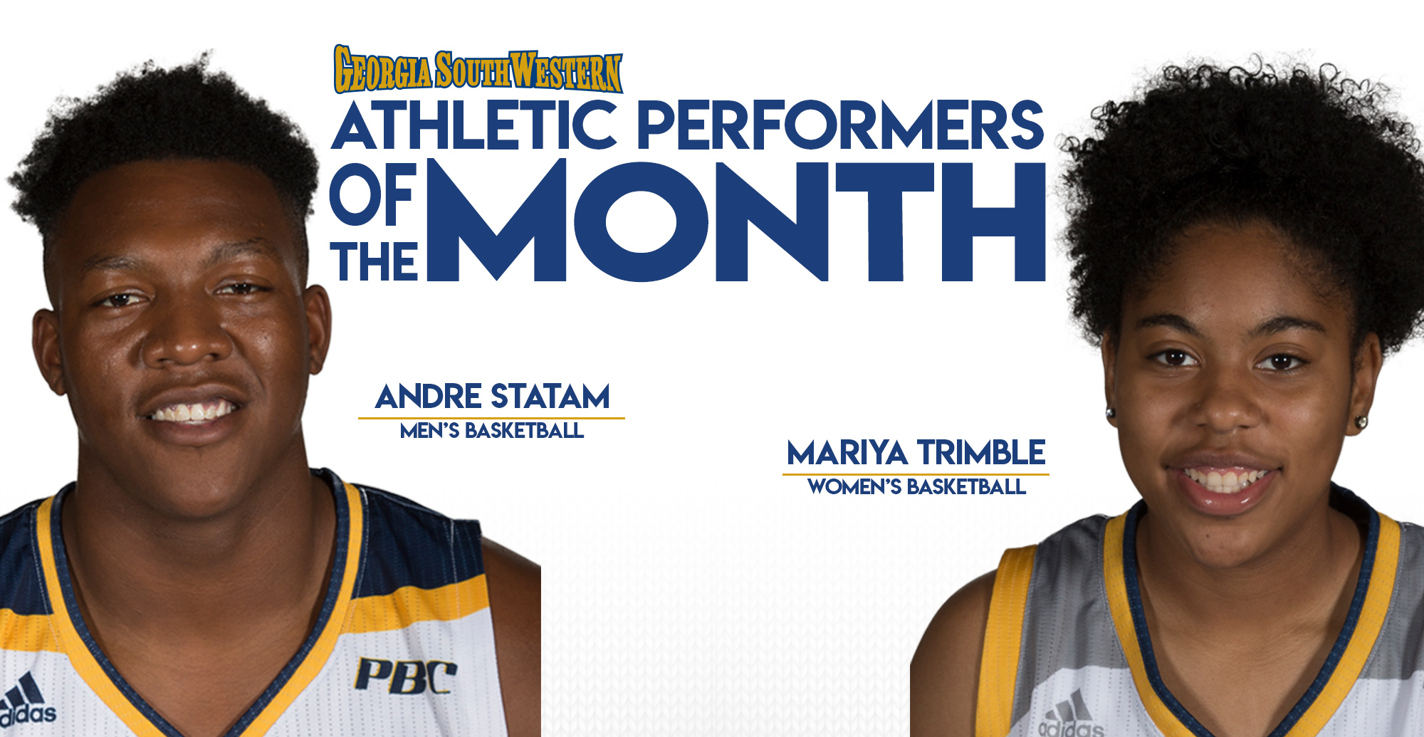 Statam and Trimble Named Top Performers in December