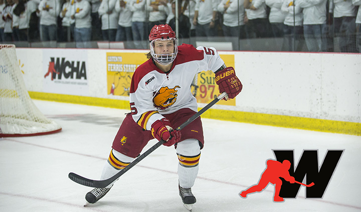 PREVIEW: Ferris State Hockey Hosts Bemidji State In First-Ever WCHA Home Action