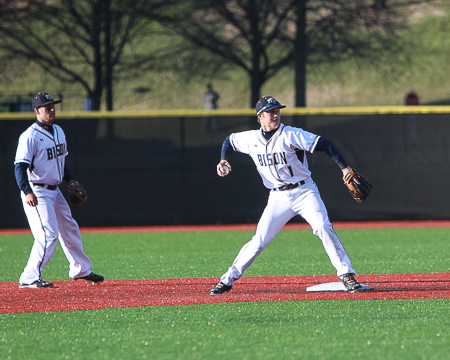 Gallaudet halves doubleheader with Keuka to end New York road trip