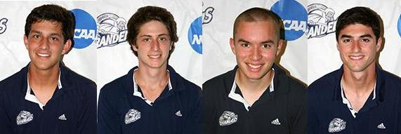 Men kick off season at Middlebury Invitational