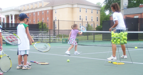 Junior Bobcat Tennis Program to Continue in May