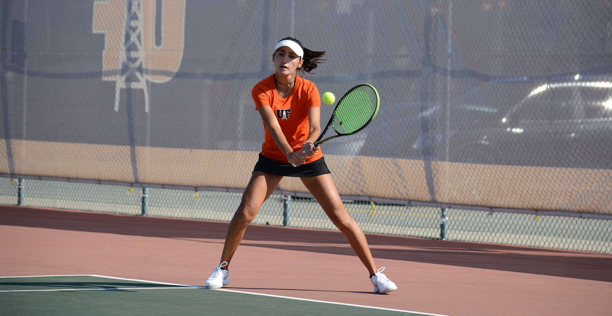 Oilers Drop 1st Dual Match