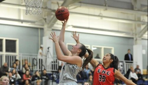 Women's Basketball Takes Championship in Invitational Action, 63-51