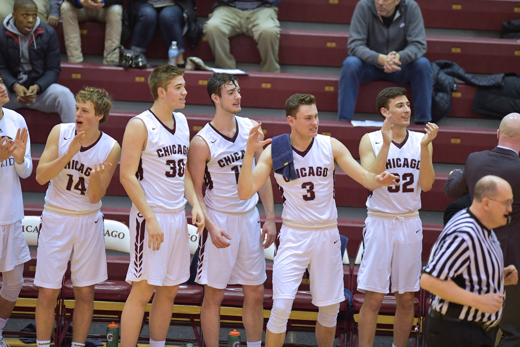 Five Maroons Earn Selection to NABC Honors Court, Team Receives Academic Excellence Award
