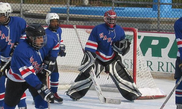 Union to Take Part in Ice Hockey in Harlem at Lasker Rink