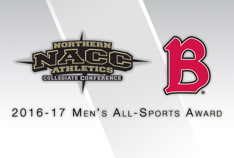 Benedictine, 2016-17 NACC Men's All-Sports Award Champion