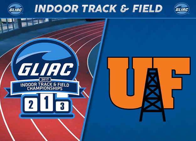Findlay Hosts 2017 GLIAC Indoor Track & Field Championships