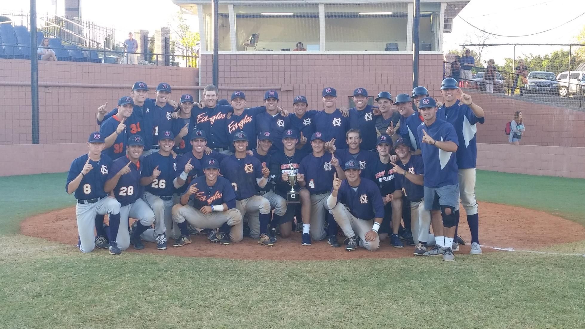 Blue Bantus seal Fall World Series on walk-off hit batter