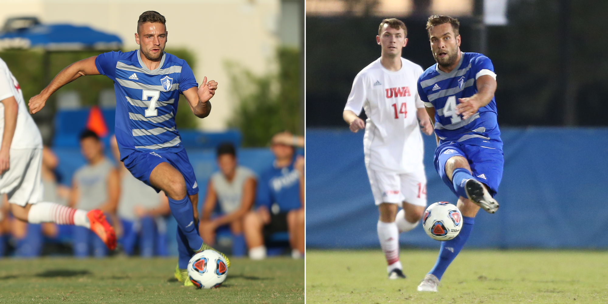 Tasky and Webb Collect United Soccer Coaches All-Region Honors