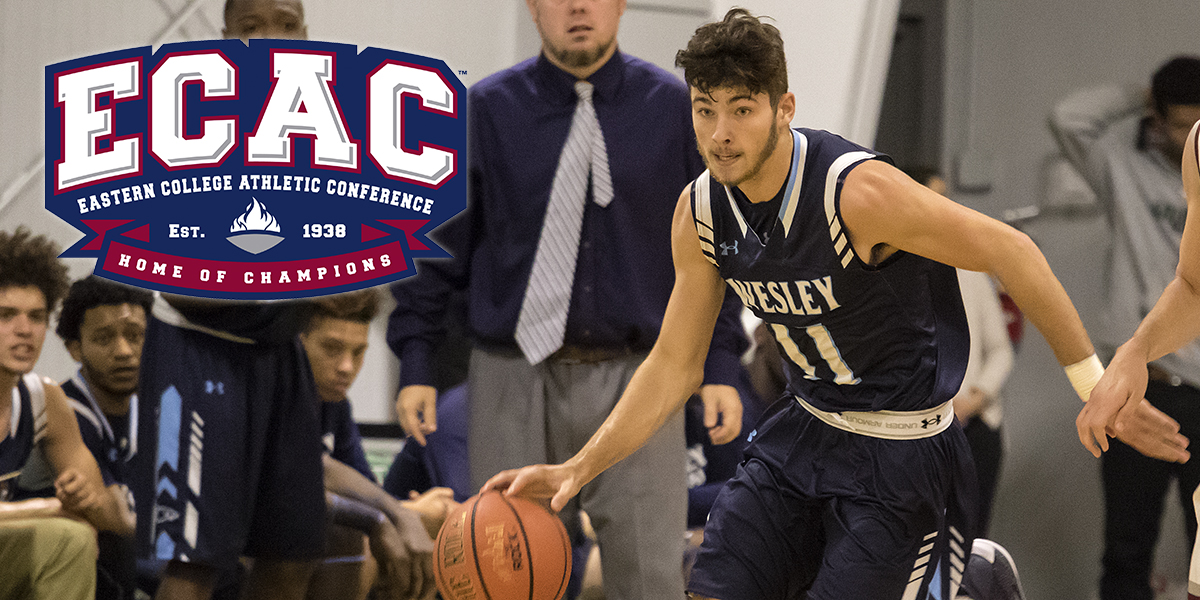 Cameron earns ECAC Division III South Player of the Week honors