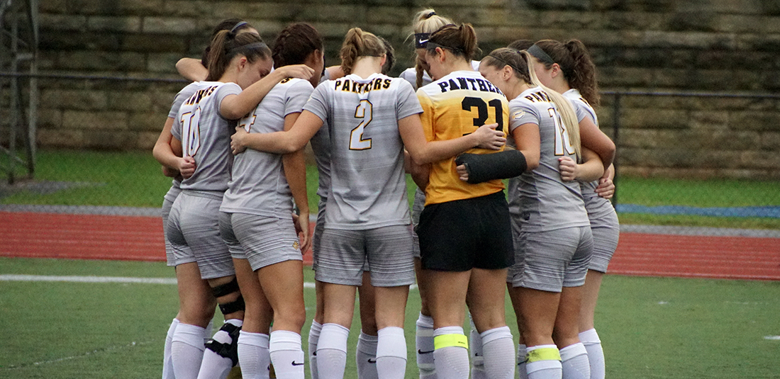 Women's Soccer Takes On Ohio Valley For Great Midwest Championship Saturday