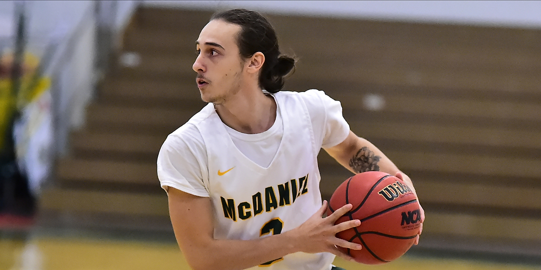 Dragan Hornatko (c) 2019 David Sinclair/McDaniel College