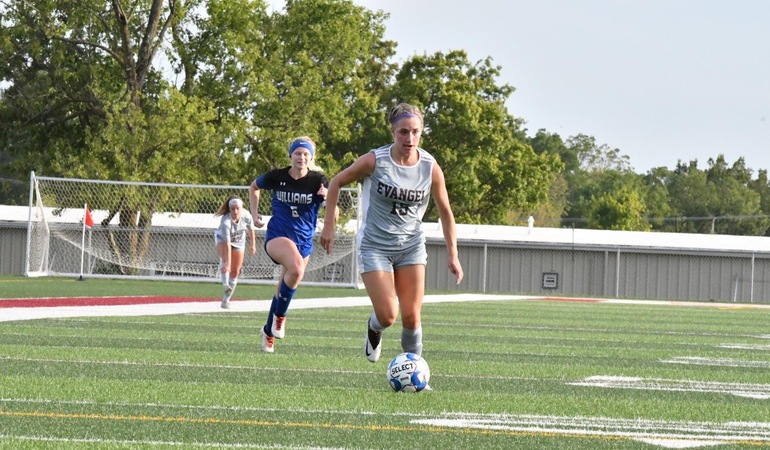 Hat Tricks From Biffert and Kirkpatrick Propel Crusaders to 10-0 win over Mustangs