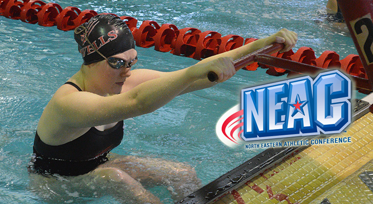 Women's Swimming Looks To Make A Splash At NEAC Championships