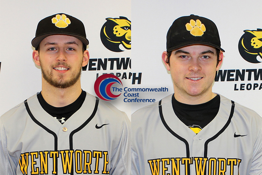 Jerolmon, Ryan Named All-Commonwealth Coast Conference