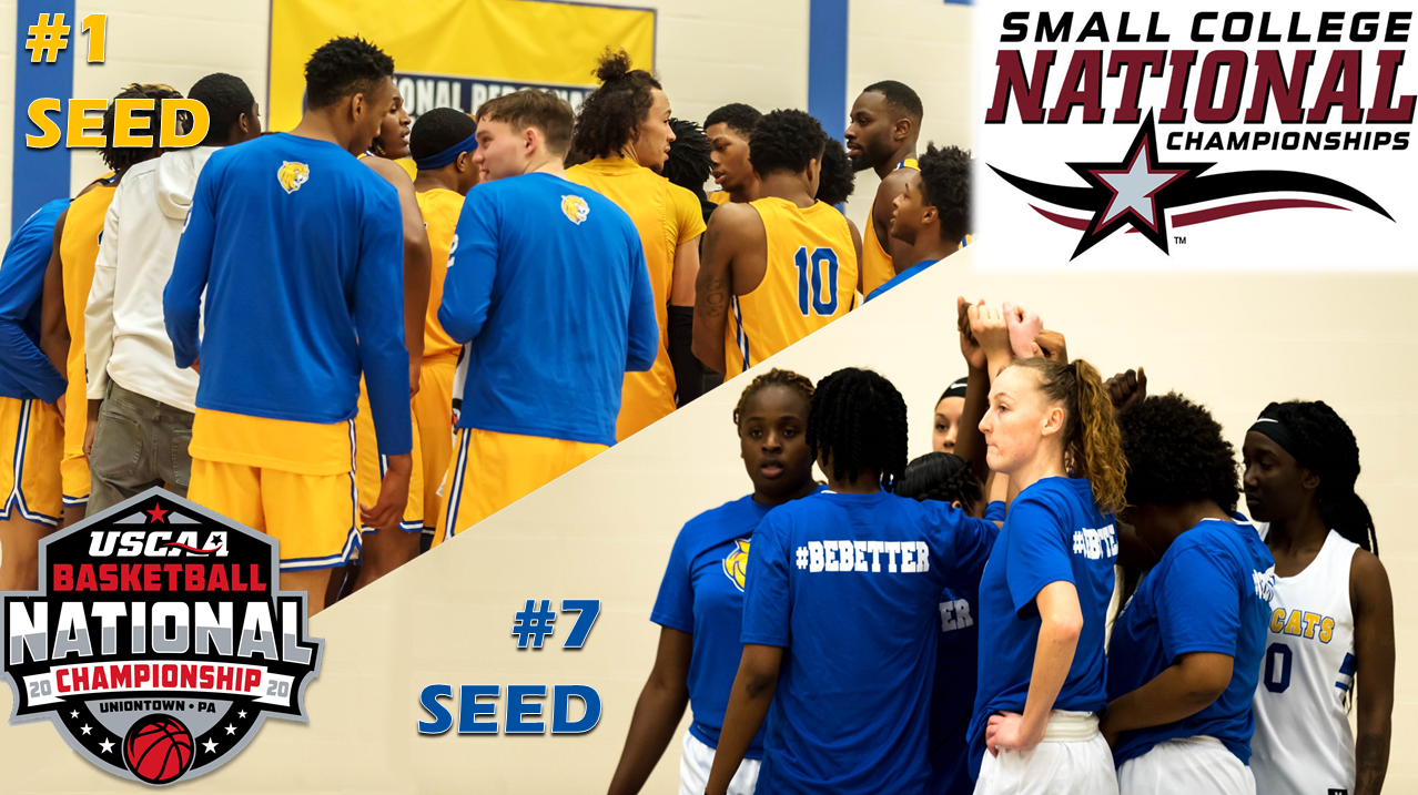 JWU Basketball Teams Qualify for USCAA National Championships