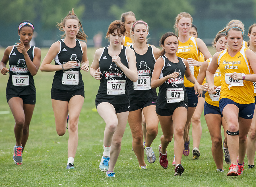 CROSS COUNTRY COMPETES AT RAMAPO COLLEGE XC INVITATIONAL