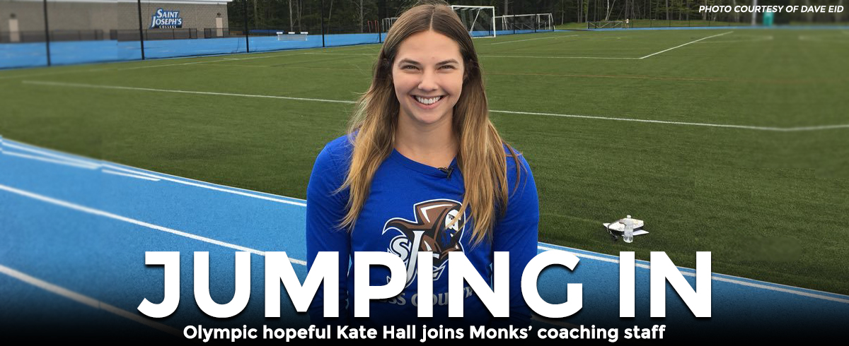 Olympic Hopeful Kate Hall Added to Monks' Coaching Staff