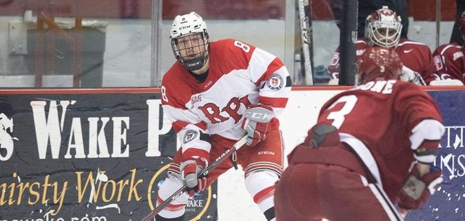 RPI falls to No. 15/16 Harvard