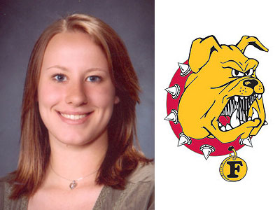 Ferris State volleyball recruit Lindsey Miller