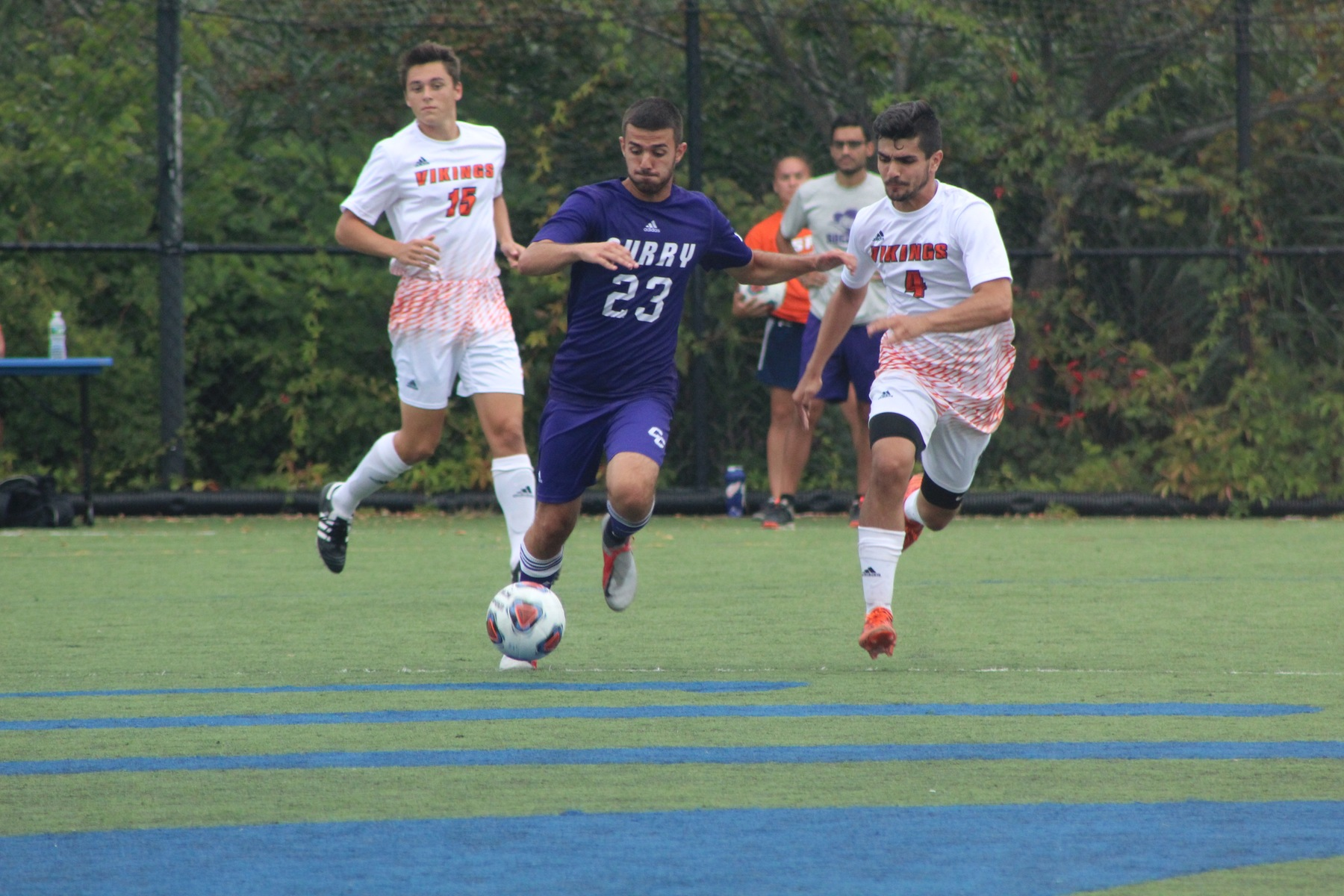 Salem State Scores Second Straight Shutout With 2-0 Win Over Curry