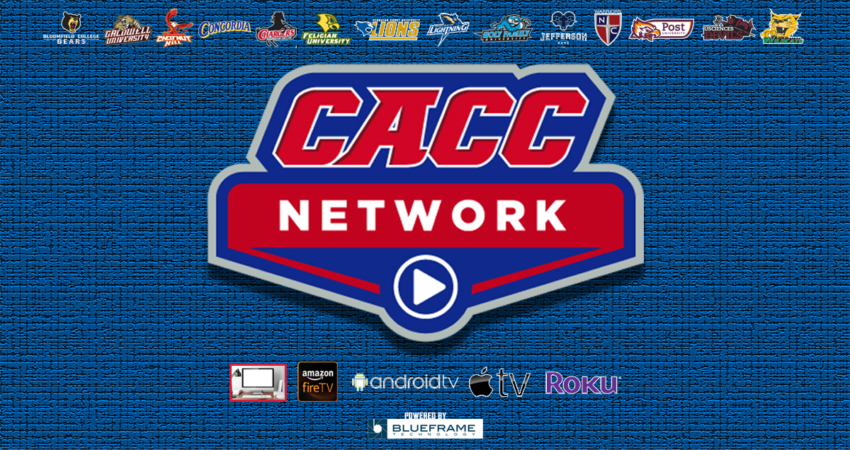 Central Atlantic Collegiate Conference Partners with Blue Frame Technology to Create the New CACC Network