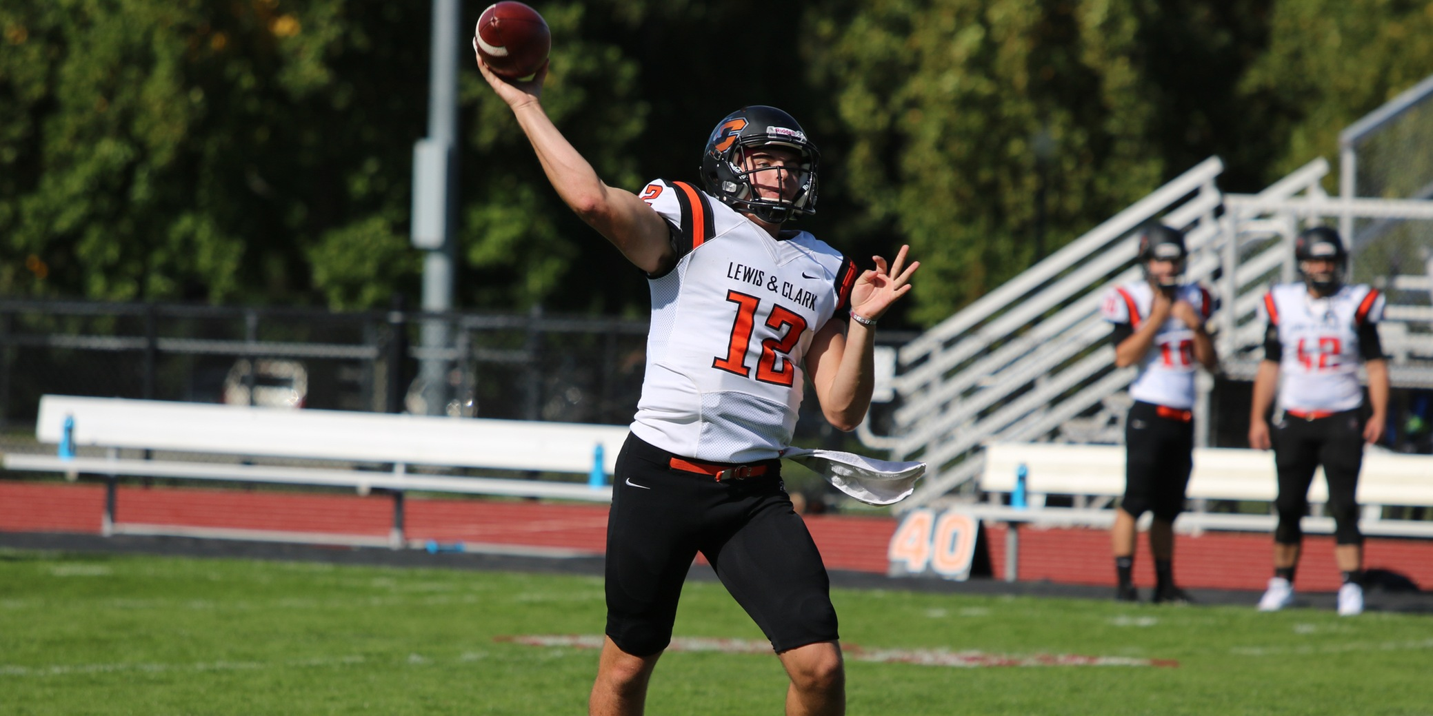 Lewis & Clark's momentum halted in loss at Puget Sound