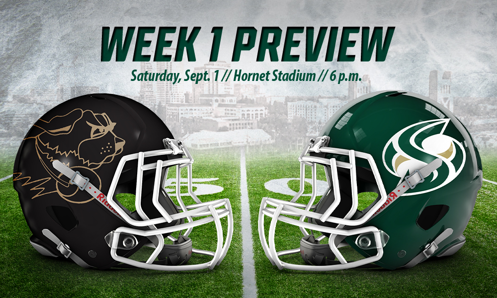 FOOTBALL OPENS SEASON AGAINST ST. FRANCIS ON SATURDAY
