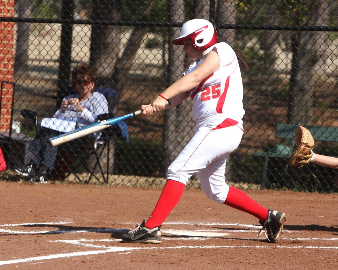 Huntingdon softball splits on opening day