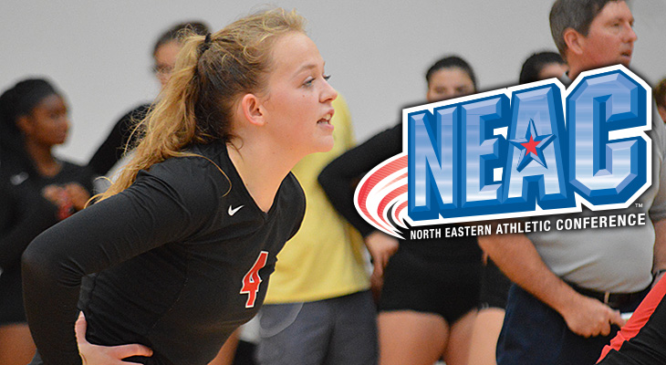 NEAC Player of the Week Honor For Jackie Allen