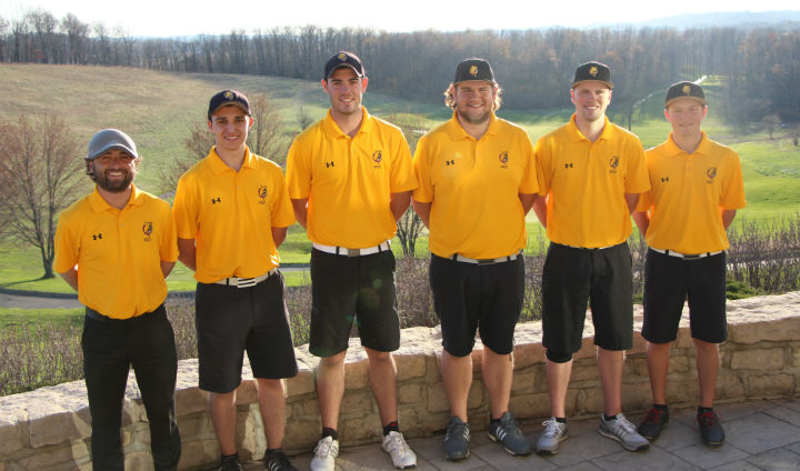 Ferris State Men's Golf Climbs Leaderboard On Final Day To Place Fourth At GLIAC Championships