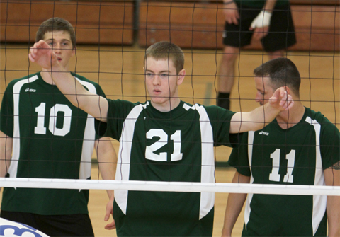 Sage volleyball players and team among national stats leaders