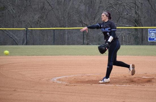 Softball improves to 11-3