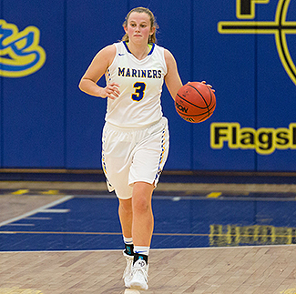 Megan McLean, Women's Basketball